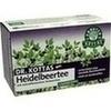 Dr.Kottas Heidelbeertee Filterbeutel 20 St