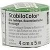 Bort StabiloColor Binde 4cm grün 1 St