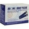 Monometer Blutzucker-Teststreifen P plasma-äquiva. 2X25 St
