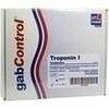Troponin Schnelltestkarte Vollblut Serum Plasma 10 St