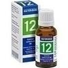 Biochemie Globuli 12 Calcium sulfuricum D 6 15 g