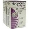 Accu Chek Compact Teststreifen 102 St