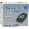 Gluco Check Comfort Teststreifen 2X25 St