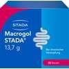 Macrogol Stada 13,7 g Plv.z.Her.e.Lsg.z.Einnehmen 30 St