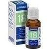 Biochemie Globuli 18 Calcium sulfuratum D 12 15 g
