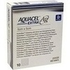 Aquacel Ag Extra 5x5 cm Kompressen 10 St