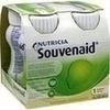 Souvenaid Vanillegeschmack 4X125 ml