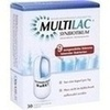 Multilac Synbiotikum magensaftresistente Kapseln 30 St