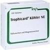 Trophicard Köhler Ne Tabletten 100 St