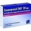 Esomeprazol Tad 20 mg bei Sodbrennen msr.Hartkaps. 7 St