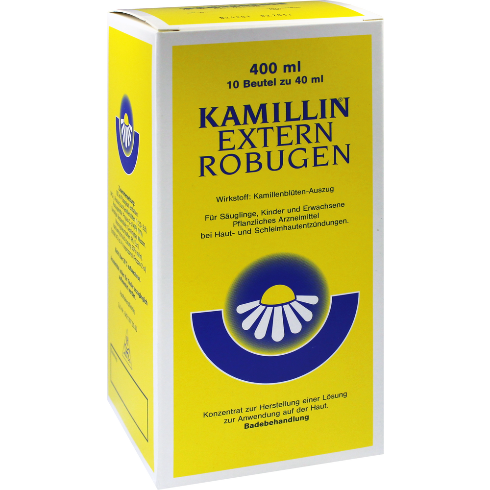 Kamillin Extern Robugen /Konzentrat Robugen