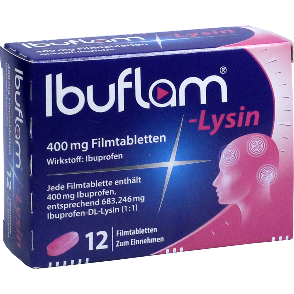 Ibuflam-Lysin