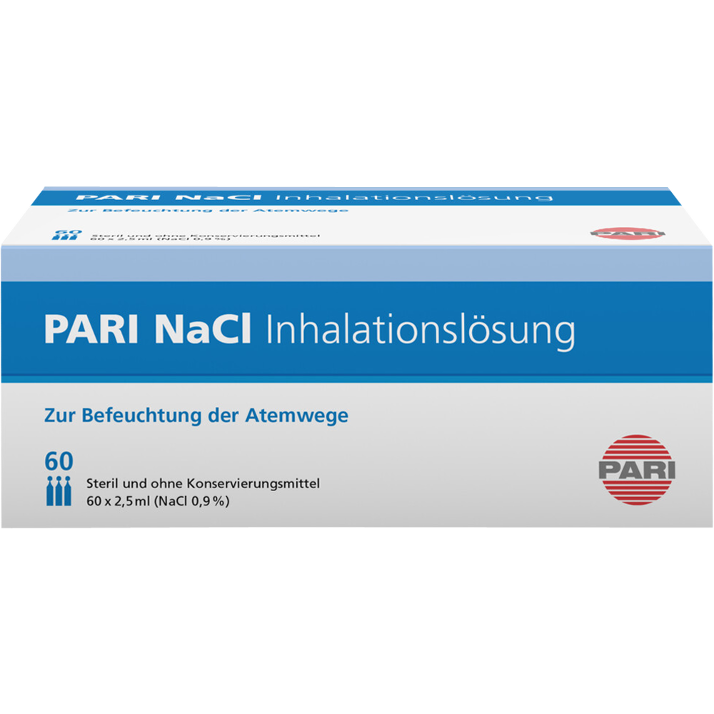 Pari Inhalationslösung