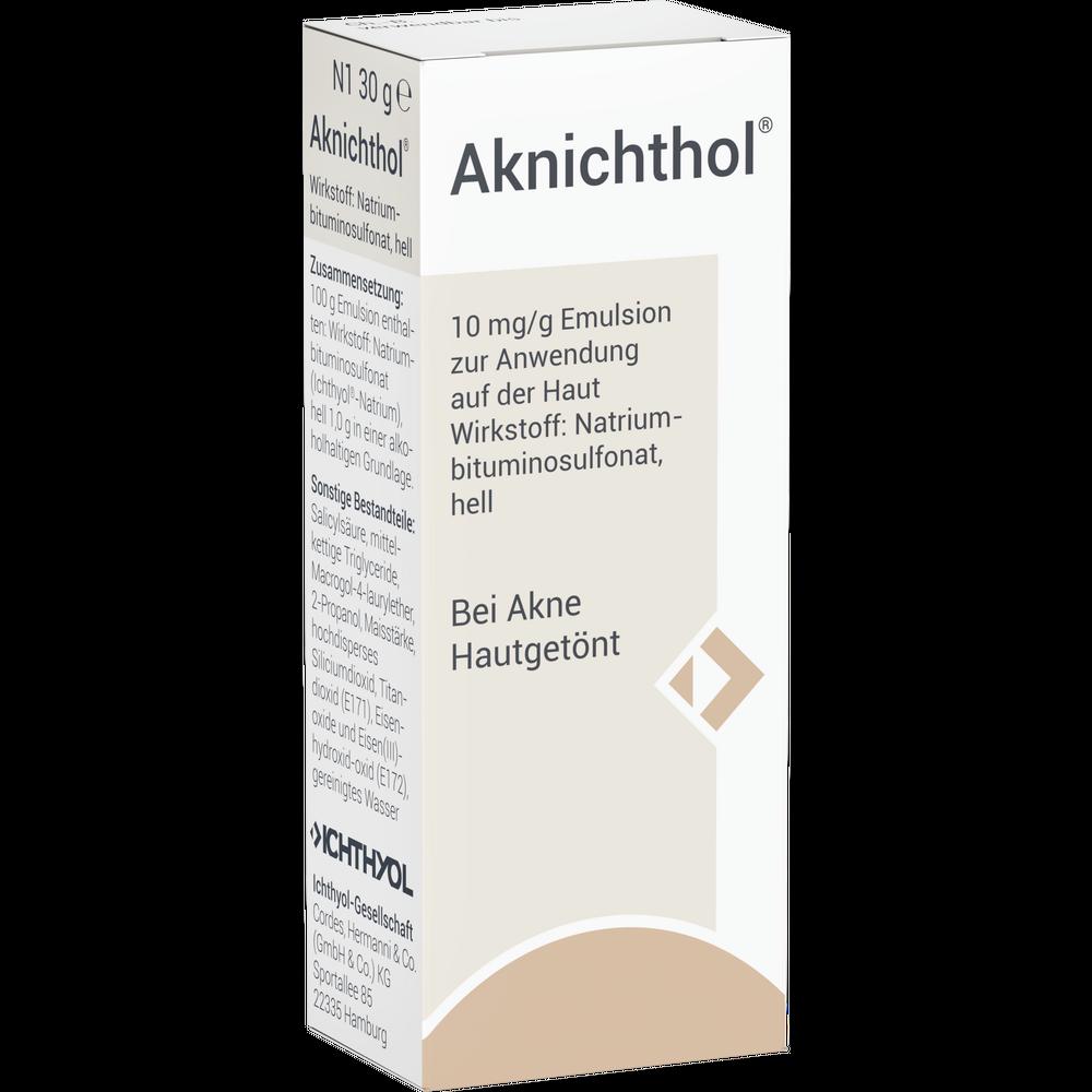 Aknichthol