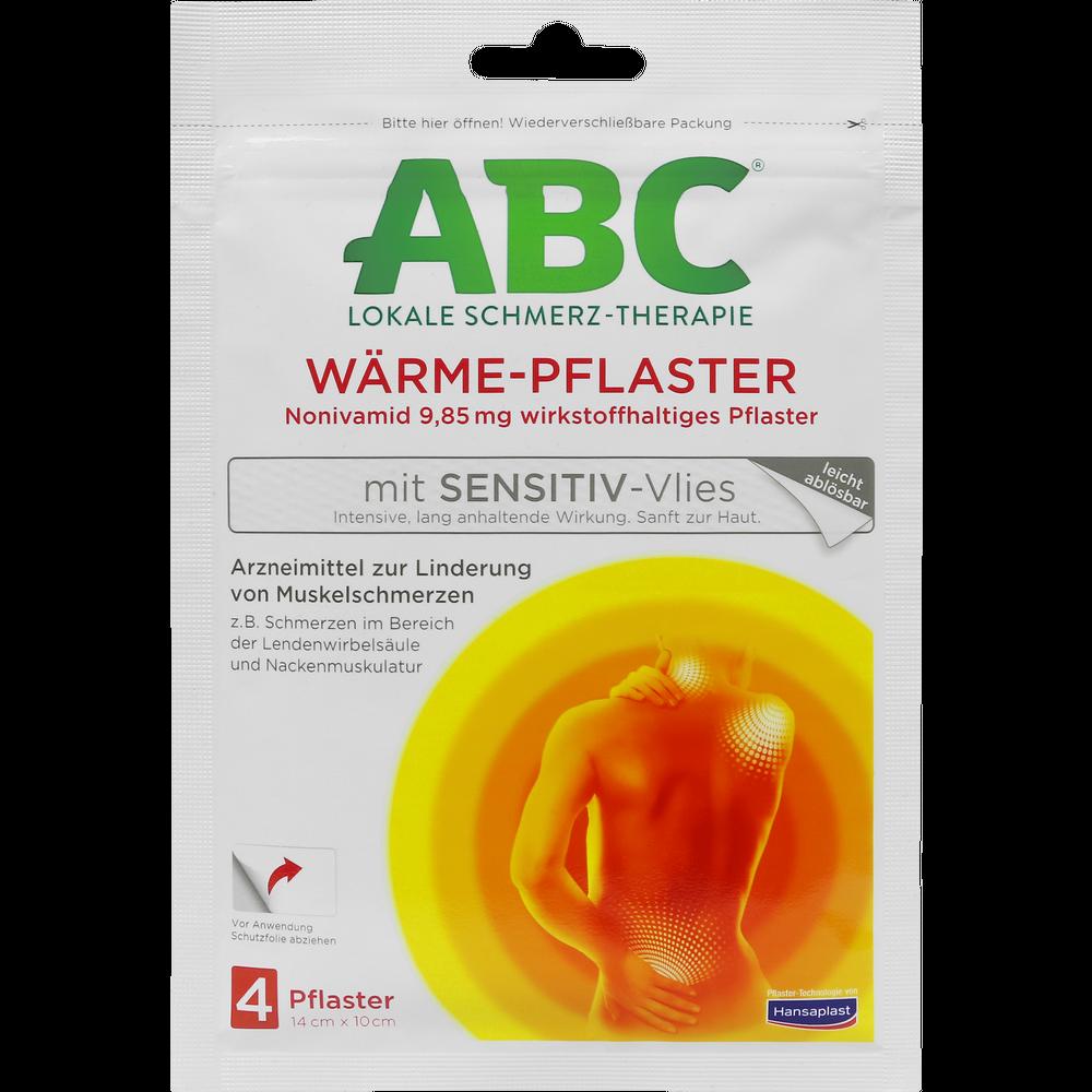 ABC Wärme-PflasterSensitiv