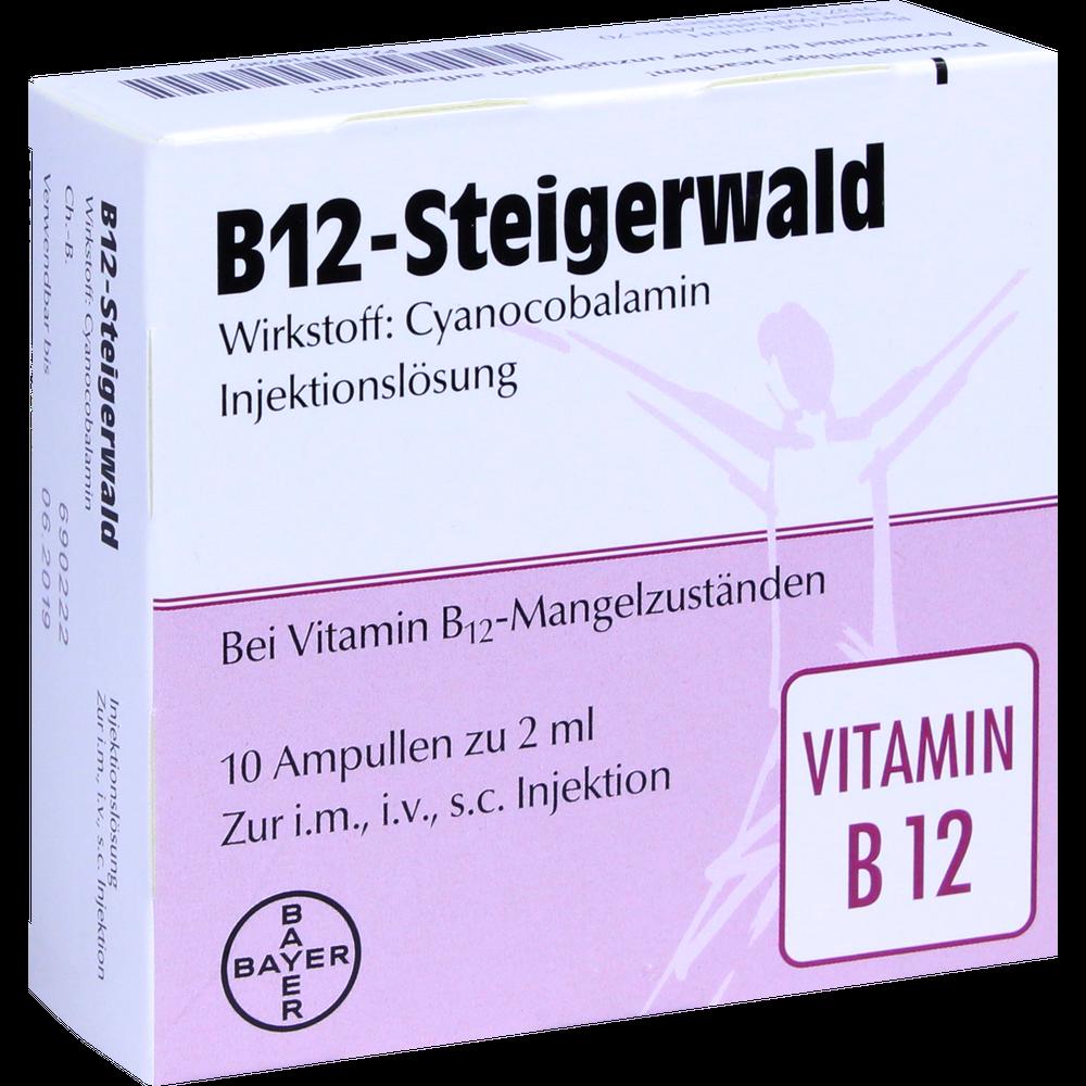 B12 Ankermann / SteigerwaldInjektionslösung