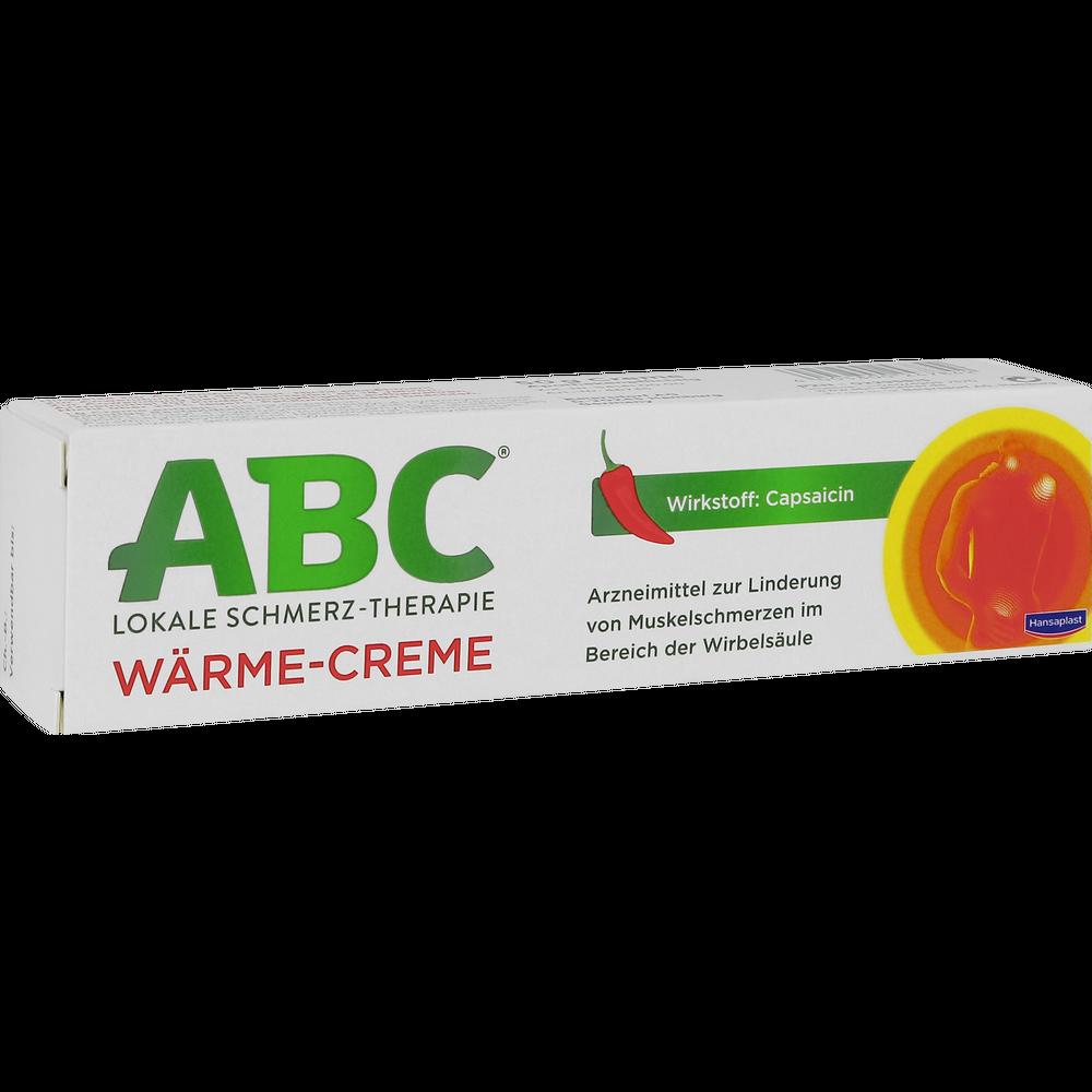 ABC Wärme-Creme