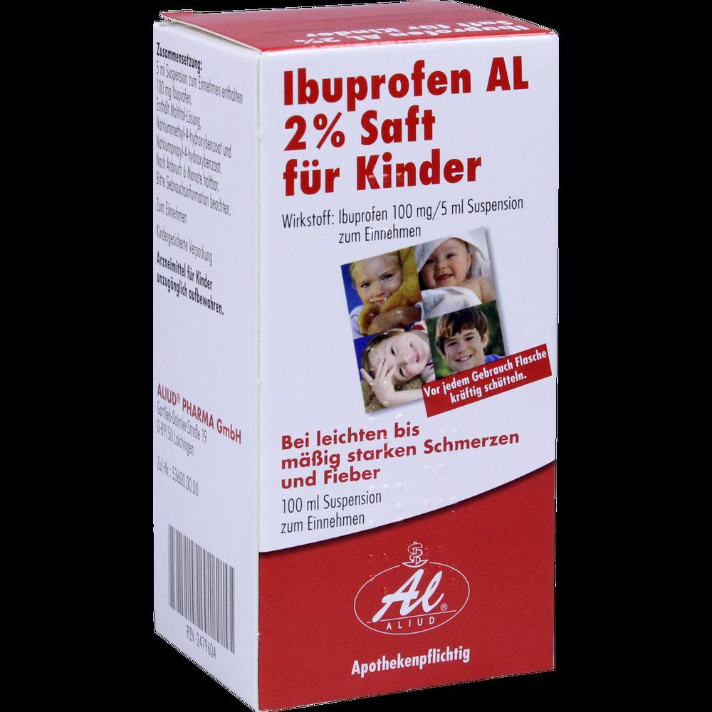 Ibuprofen AL Saft