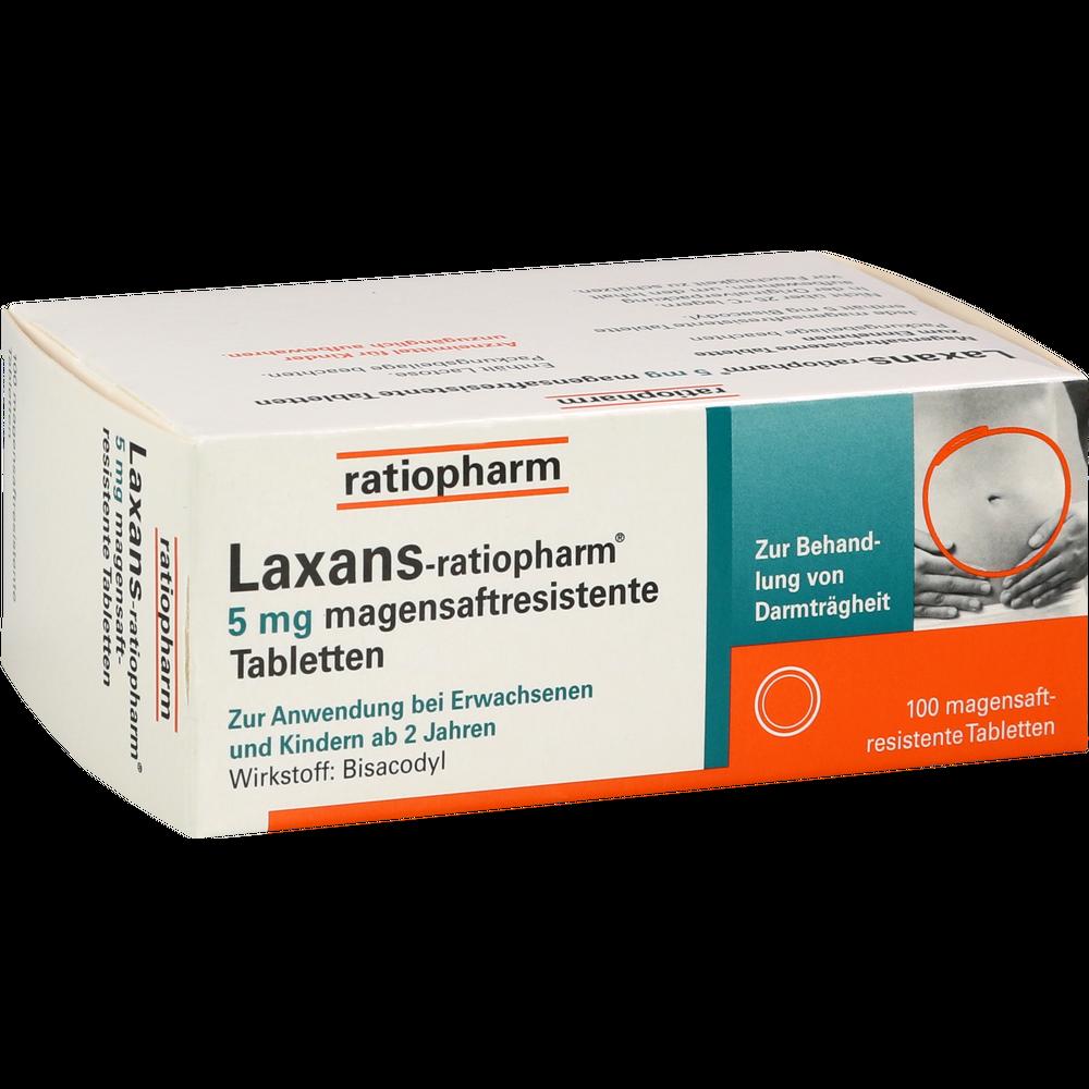 Laxans-ratiopharm