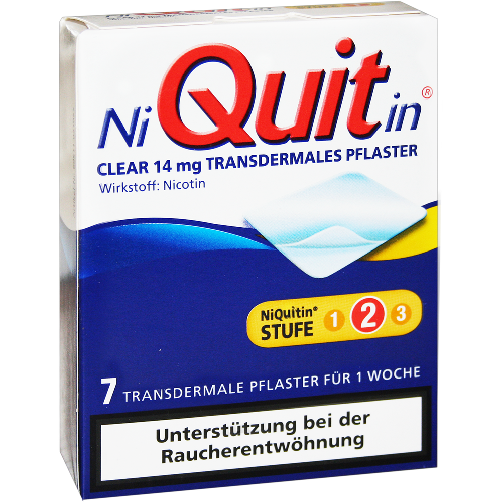 NiQuitin Clear Pflaster