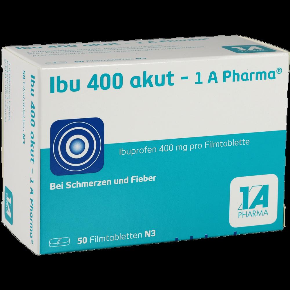 Ibu 400 akut 1A Pharma