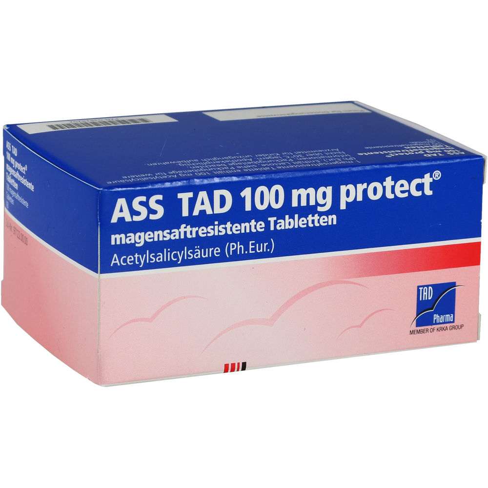 ASS TAD 100 mg protect