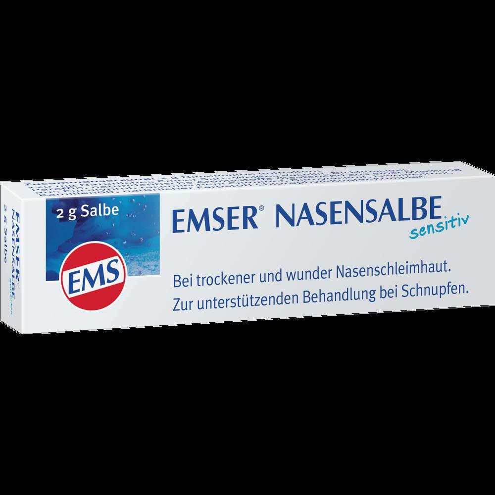 Emser Nasensalbesensitiv