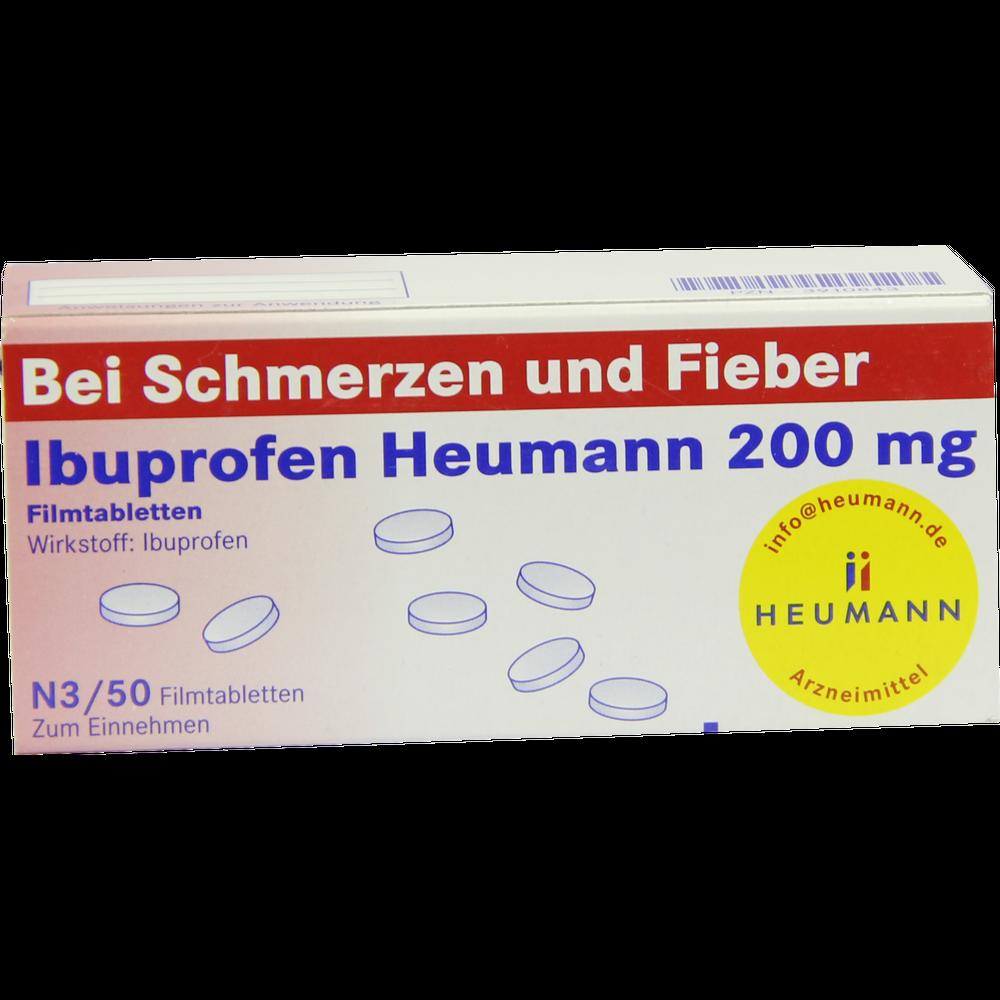 Ibuprofen 200 Heumann