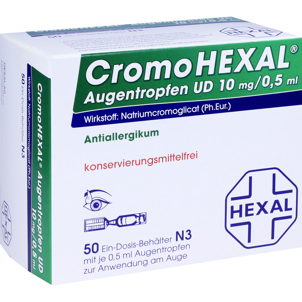 CromoHEXAL AugentropfenUD