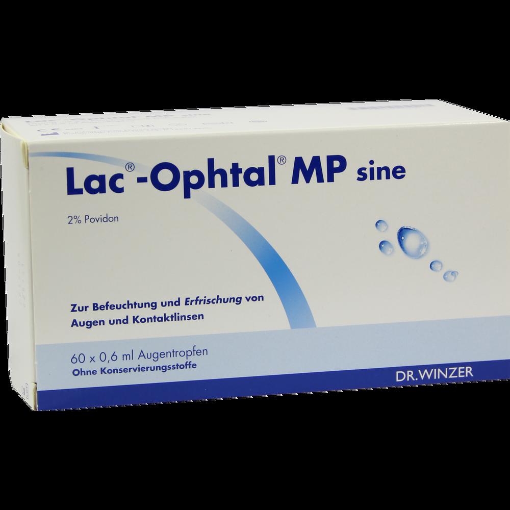 Lac-Ophtal MP sine