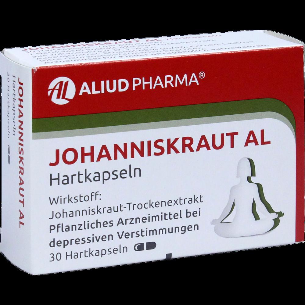 Johanniskraut AL /-ratiopharm
