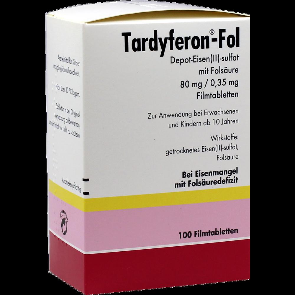 Tardyferon-Fol
