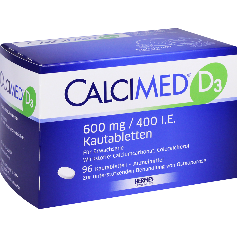Calcimed D3