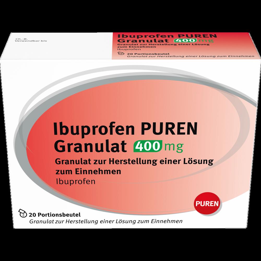 Ibuprofen Actavis 400 mg
