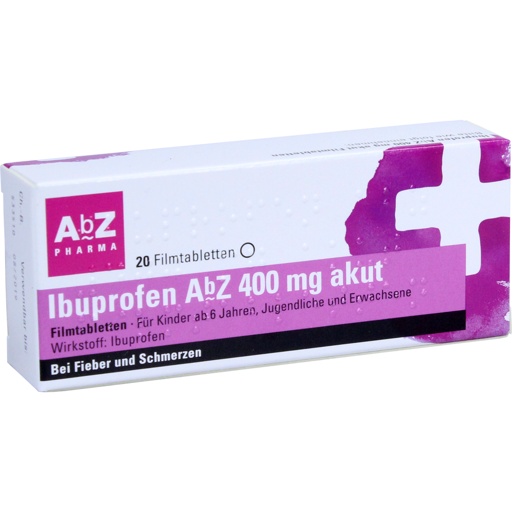 Ibuprofen AbZ akut