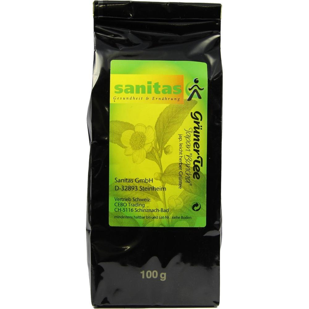 Grüner Tee Japan Bancha 100 g