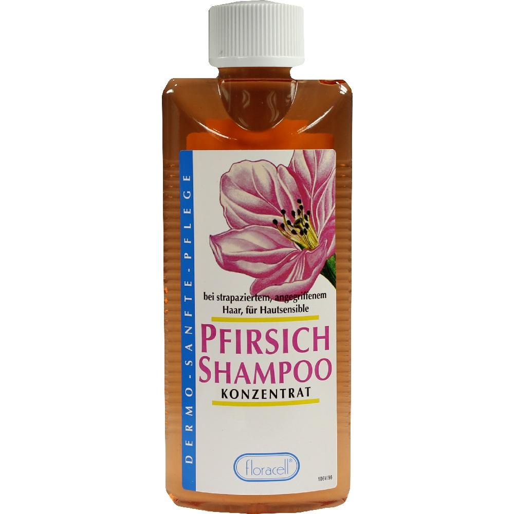 Pfirsich Shampoo floracell 200 ml