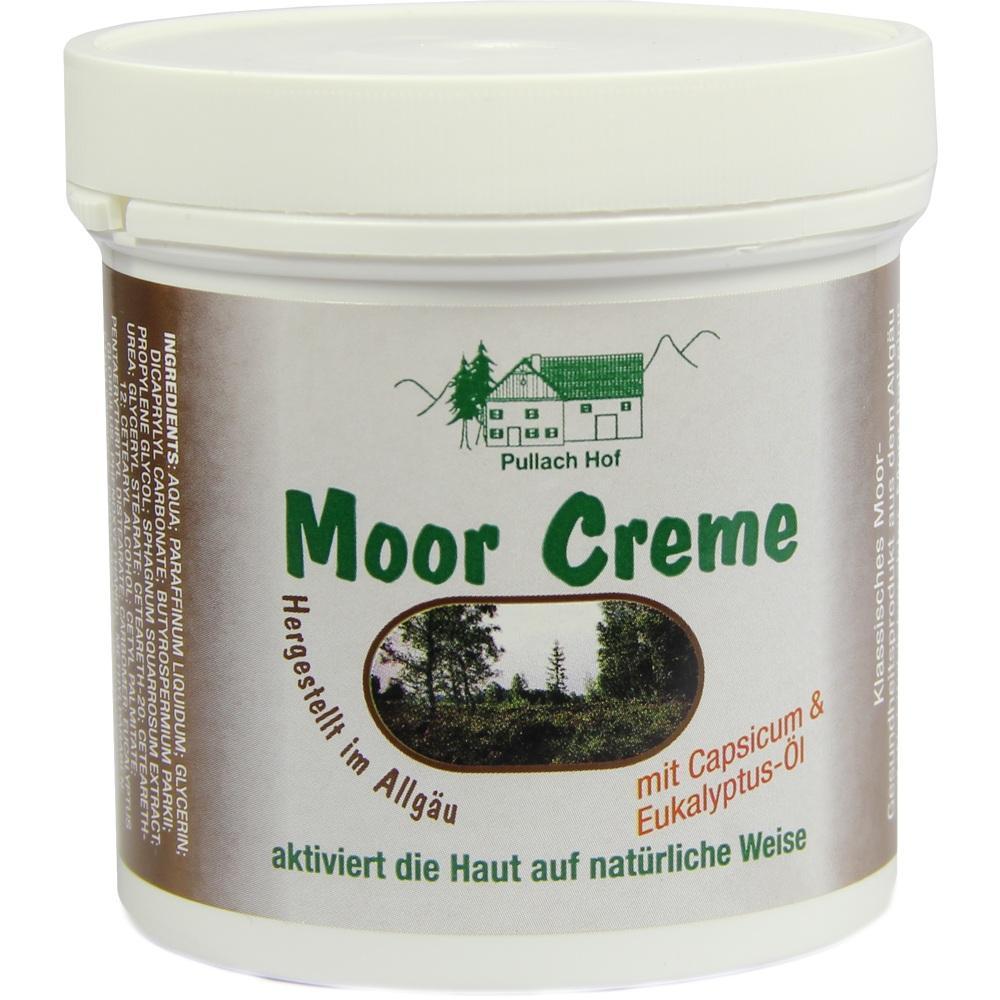 Moor Creme mit Eukalyptus Öl 250 ml