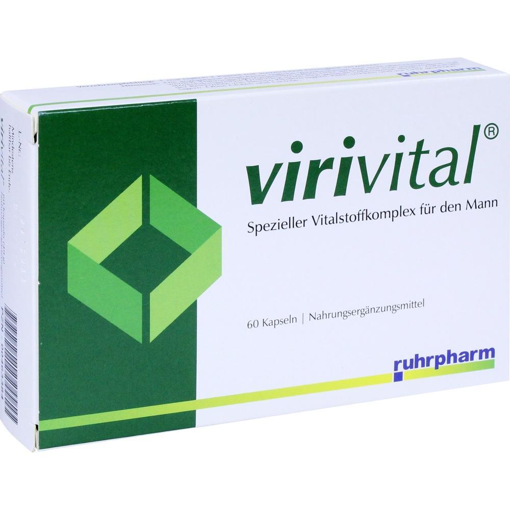 Virivital Kapseln 60 St