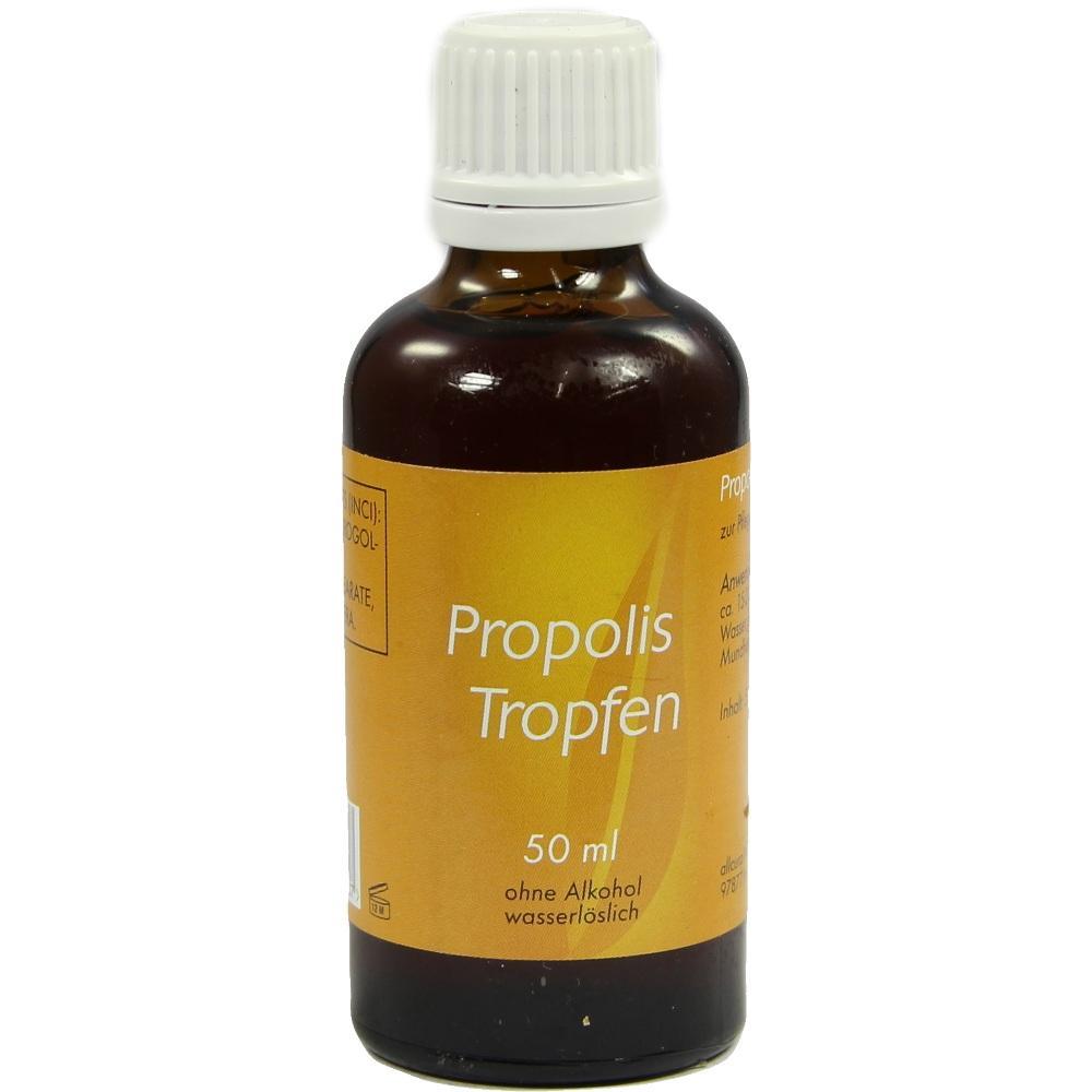 Propolis Tropfen ohne Alkohol 50 ml