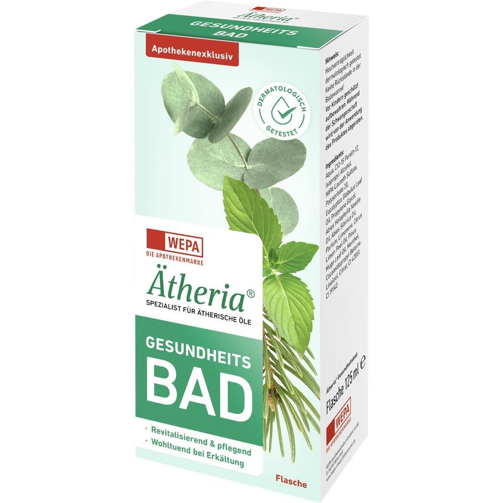 Ätheria revitalisierendes Gesundheitsbad 125 ml