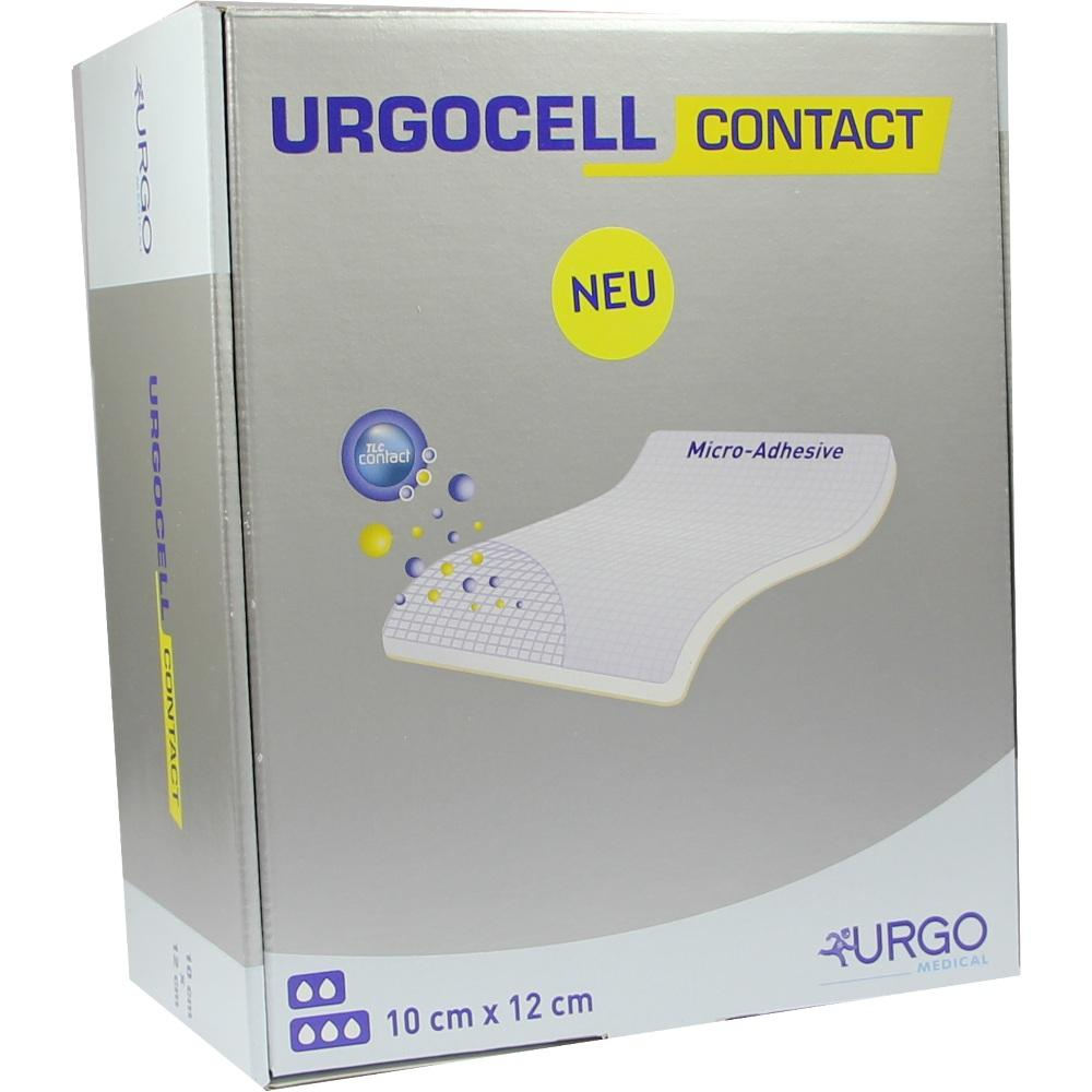 Urgocell Contact Verband 10x12 cm 20 St