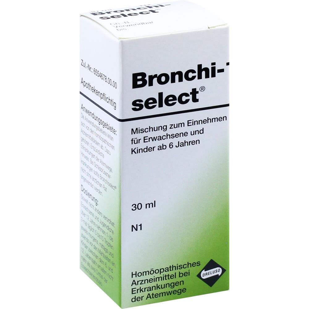 Bronchiselect Tropfen 30 ml