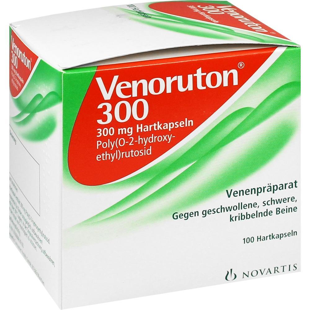 Venoruton 300 Kapseln 100 St