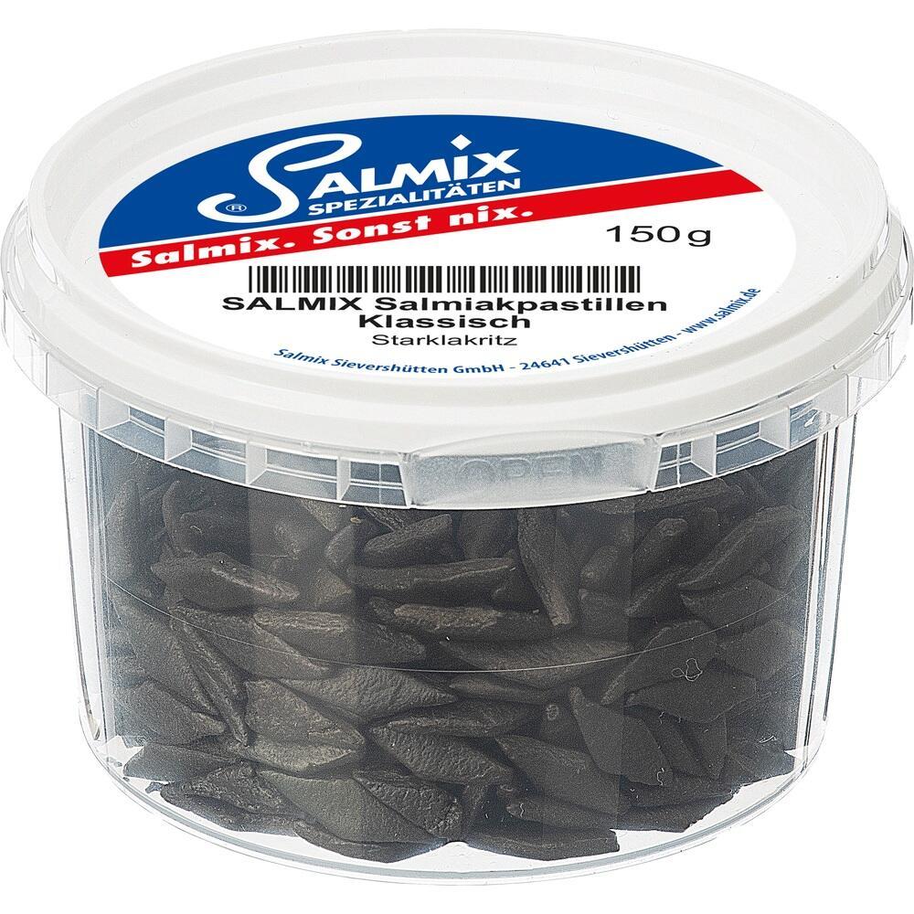 Salmix Salmiakpastillen N 150 g