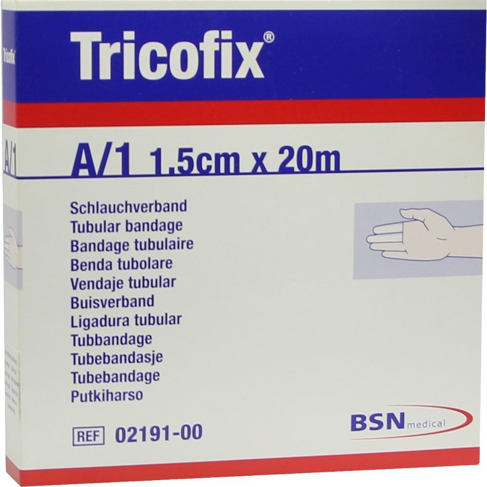 Tricofix Schlauchverband Gr.A 1,5 cmx20 m 1 St