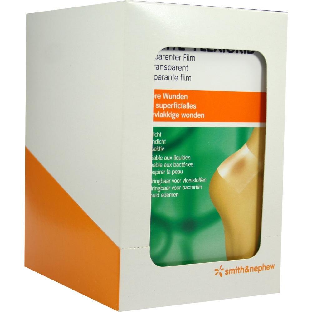 Opsite Flexigrid transp.Wundverb.6x7cm steril 6X5 St