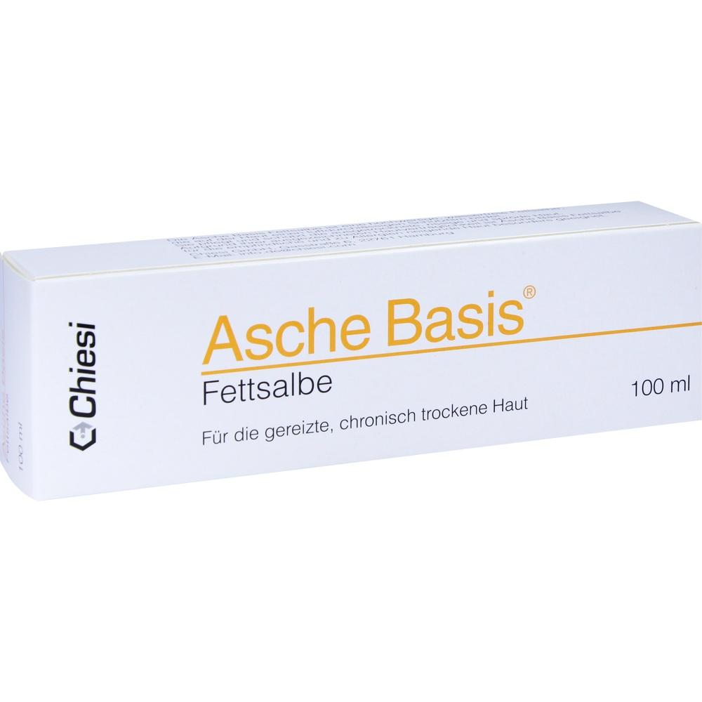 Asche Basis Fettsalbe 100 ml
