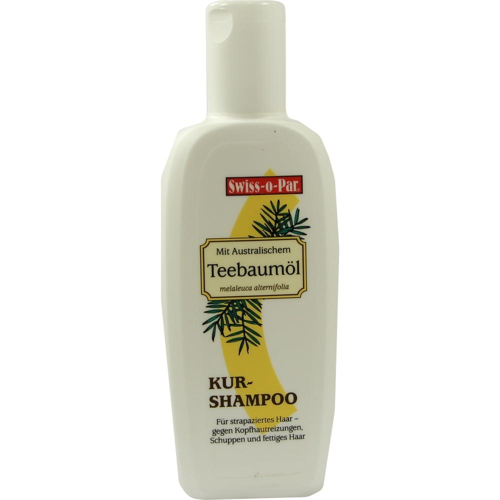 Teebaum Öl Kur Shampoo Swiss O Par 250 ml