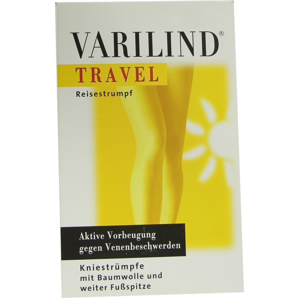 Varilind Travel 180den Ad L Bw blau 2 St